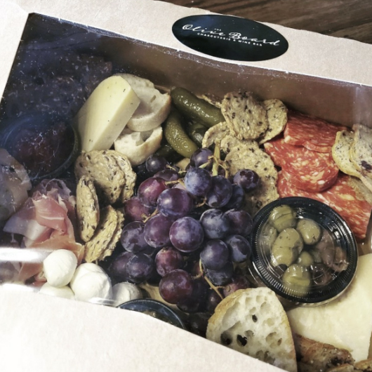 The Olive Board